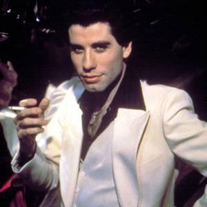 John Travolta  Weißer Kult-Anzug wird ausgestellt   GALA.de 7f6f404b4f