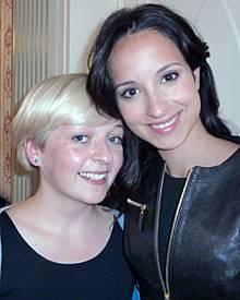Gala.de-Redakteurin Ines Weißbach hat Stephanie Stumph in Hamburg getroffen.