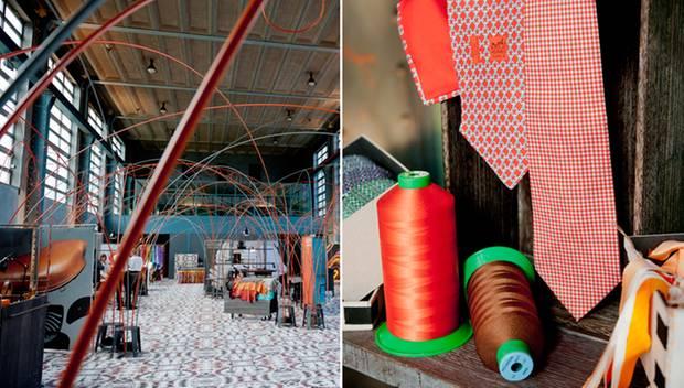 Beste Materialien und viel handwerkliches Geschick zeichnen die Produkte von Hermès aus.