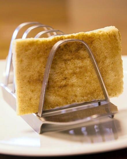 Dieses Stück Toast ist 300 Euro wert. Prinz Charles soll es an seinem Hochzeitstag auf dem Frühstücksteller gehabt haben.
