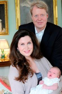 Earl Spencer, Lady Spencer und Charlotte Diana Spencer