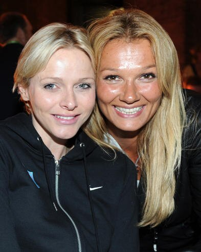 Charlene und Franziska