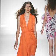 Model bei 'Rebecca Minkoff'