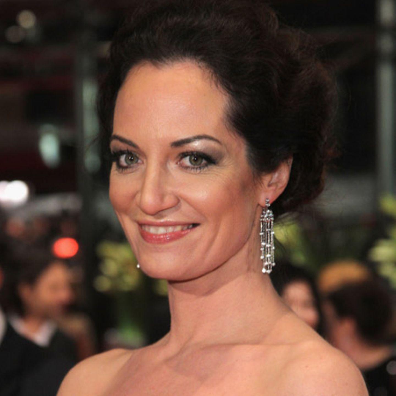 Schauspielerin Natalia Wörner braucht nicht viel zum Zufrie