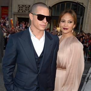 Jennifer Lopez und Casper Smart