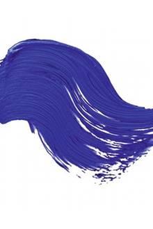 IsaDora Precision Mascara in Flashy Blue