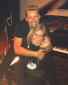 Am 29. Februar twitterte Avril Lavigne ein Foto von sich und Chad Kroeger. Zu diesem Zeitpunkt waren die beiden frisch verliebt.