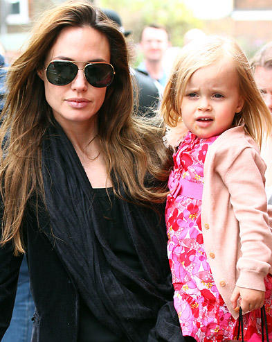 Angelina Jolie, Vivienne