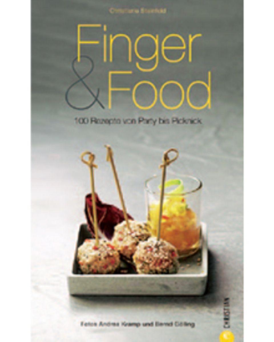 Ob bei Party, Brunch oder Picknick - Food-Profi Christiane Steinfeld weiß, wie man Gäste mit kleinen, feinen Köstlichkeiten beei