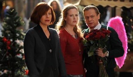 Charmante Sidekicks: Andrea (Diana Amft) erlebt die Schrecken und Freuden des Elterndaseins hautnah an ihrer Freundin Sabine (Ju