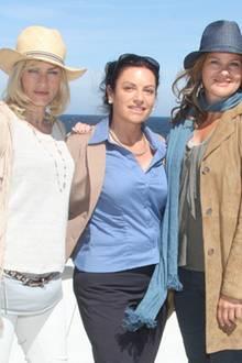 Gesine Crukowski, Christine Neubauer, Birge Schade
