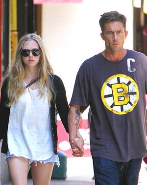 Amanda Seyfried, Desmond Harrington