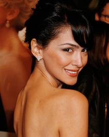 Diese Frau hatte Scientology 2004 für Tom Cruise vorgesehen: die Schauspielerin Nazanin Boniadi.