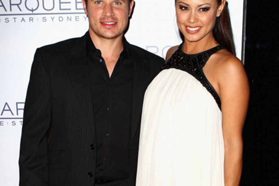 Nick und Vanessa Lachey