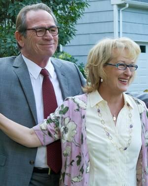 Tommy Lee Jones, Meryl Streep