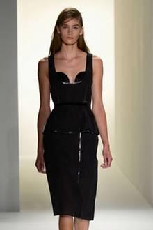 'Calvin Klein' NYFW Model