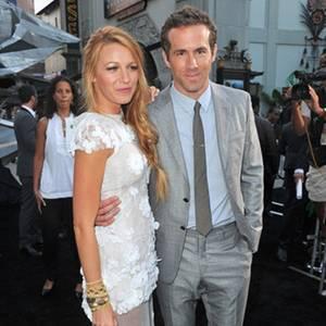 Blake Lively und Ryan Reynolds