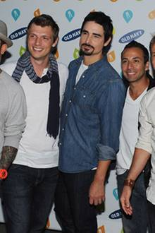 Die 'Backstreet Boys'
