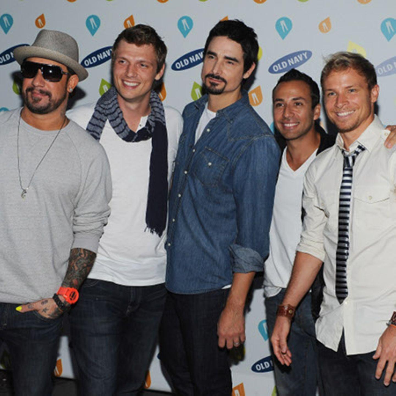 Die 'Backstreet Boys'