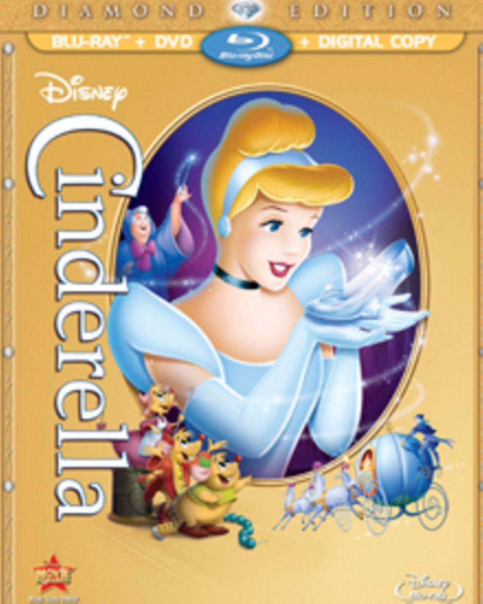 """Ab 27. September auf DVD und Blue-ray: """"Cinderella"""""""