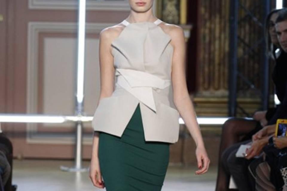 Model bei 'Roland Mouret'