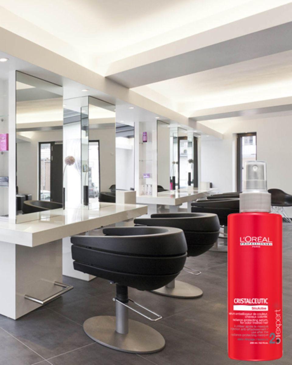 Udo S. Hair & Beauty - Farbschutz