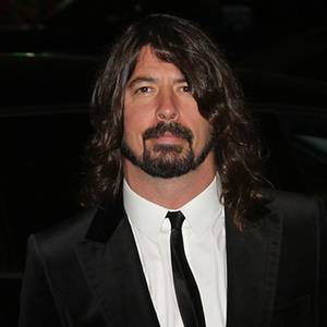 'Foo Fighters'-Frontmann Dave Grohl