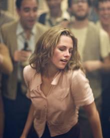 """Ekstatisch: Kristen Stewart als """"Marylou"""" in """"On The Road""""."""