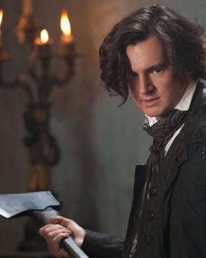 """Benjamin Walker in """"Abraham Lincoln Vampirjäger"""""""