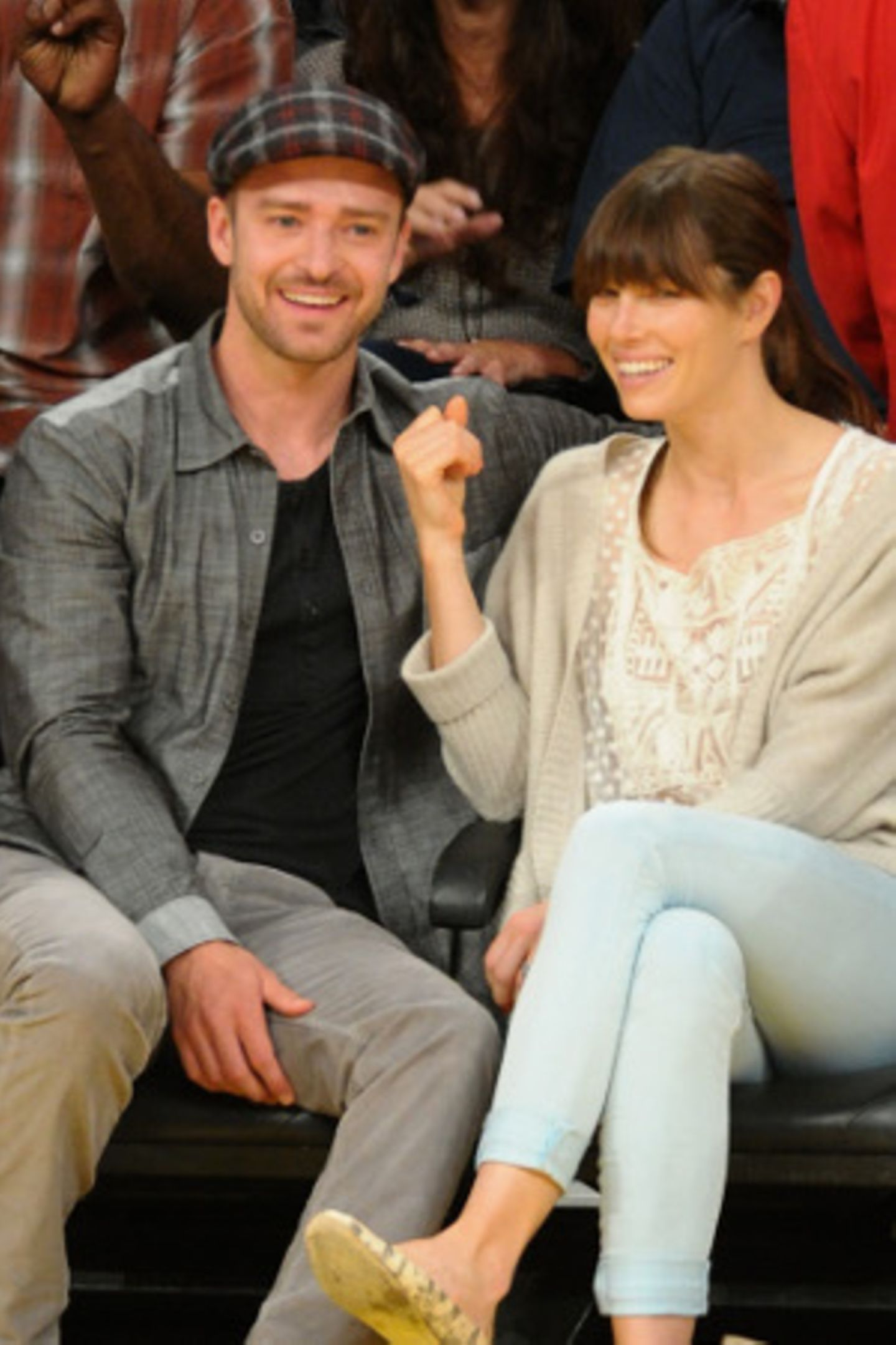 Justin Timberlake und Jessica Biel: Hat er das Hochzeitskleid