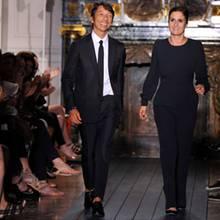 Pier Paolo Piccioli und Maria Grazia Chiuri