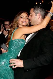 Sofía Vergara und Nick Loeb