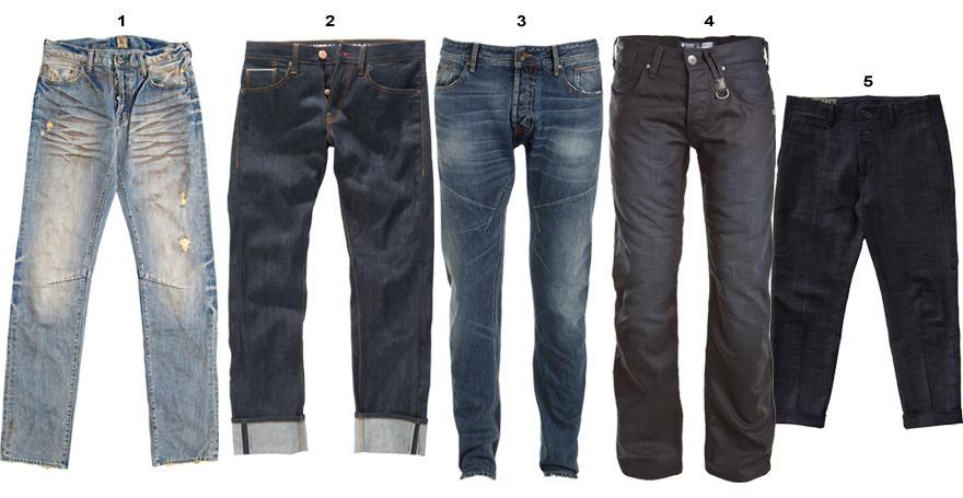 Jeanstypen