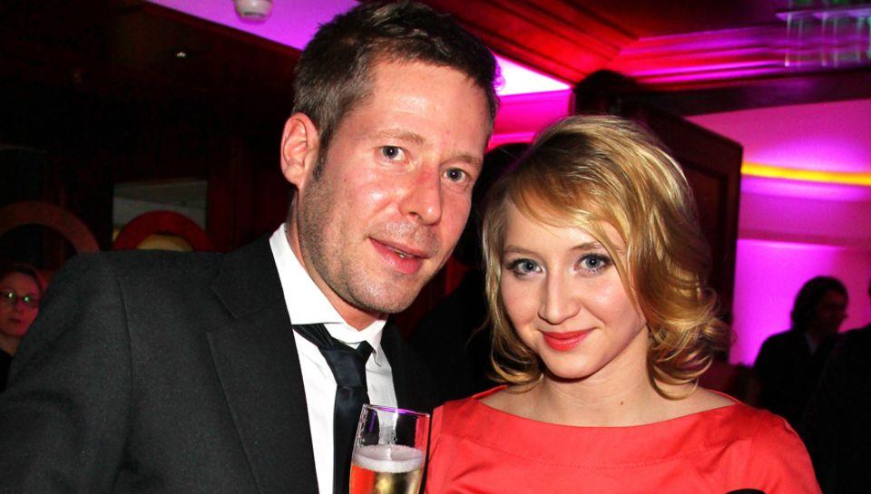 Mit ihrem Freund Timon Modersohn, 33, ist Anna Maria Mühe seit zehn Jahren zusammen.