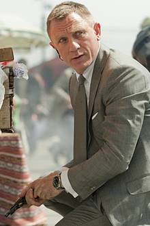 "Daniel Craig alias ""James Bond"""