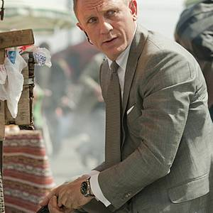 "Daniel Craig alias ""James Bond"""