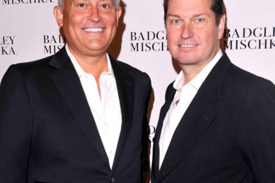 Mark Badgley and James Mischka