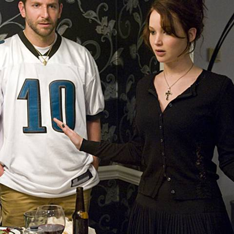 Bradley Cooper, Jennifer Lawrence - Silver Linigs Playbook