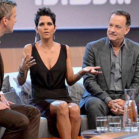 """Halle Berry und Tom Hanks bei """"Wetten dass..?"""""""