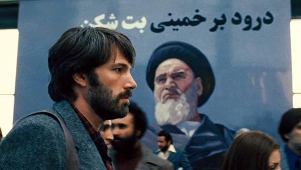 """Jetzt im Kino: Bei """"Argo"""" hat Ben Affleck Regie geführt und spielt die Hauptrolle - einen CIA-Agenten, der 1980 im revolutionäre"""