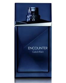 """So aufregend wie sein Testimonial: """"Encounter"""" mit Cognac, Pfeffer und Moschus. Von Calvin Klein, EdT,  50 ml, ca. 49 Euro."""