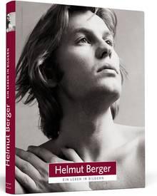 """Ein außergewöhnliches Werk: """"Helmut Berger - ein Leben in Bildern"""", limitierte, nummerierte und von Helmut Berger handsignierte"""