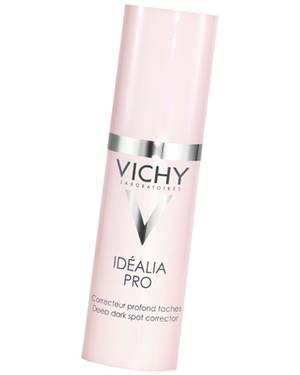 """Helfer gegen alle Arten von Pigmentstörungen: """"Idéalia Pro"""" von Vichy, 30 ml, ca. 35 Euro (nur in Apotheken)."""