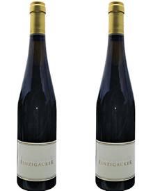 """2011Eer Weißburgunder """"Einzigacker"""", Dreissigacker, 0,75 l, 39 Euro (52,00 Euro/l)."""