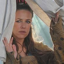 """Alexandra Neldel als """"Wanderhure"""""""