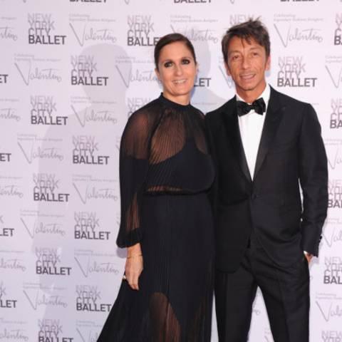 Maria Grazia Chiuri und Pier Paolo Piccioli