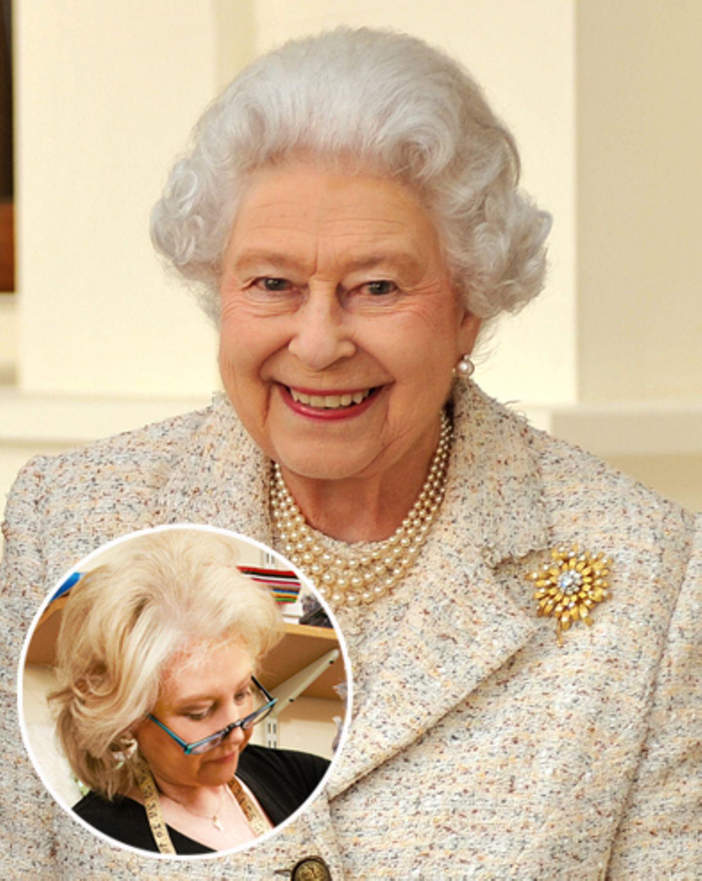 Queen Elizabeth, Angela kelly