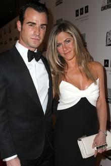 Jennifer Aniston und Justin Theroux