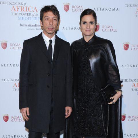 'Valentino'-Designer Maria Chiuri und Pier Piccioli