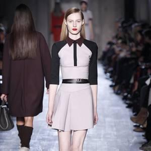 Model bei Victoria Beckham